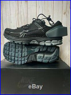 Nike Zoom Vomero 5 ACW A Cold Wall Black Reflect Silver AT3152 001 Rare Limited