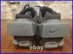 Nike Zoom Vomero 5 A Cold Wall ACW Black Reflective Silver AT3152-001 Size 10.5