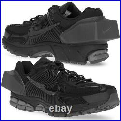 Nike Zoom Vomero 5 A Cold Wall Triple Black AT3152-001 Men Shoes 12US 100%LEGIT