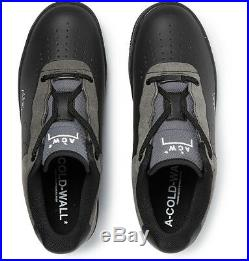 Nike x ACW A Cold Wall Air Force 1 Low Leather and Suede Black UK 8.5 New