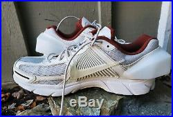 Nike x A Cold Wall Zoom Vomero 5 ACW A Cold Wall White Sneakers Shoes size 10