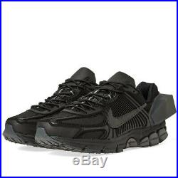 Nike x A Cold Wall Zoom Vomero 5 ACW TRIPLE BLACK ANTHRACITE AT3152-001 sz 11.5