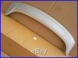 OEM 13 14 15 Ford Fusion Rear Trunk Spoiler Lip Painted to match Ingot Silver