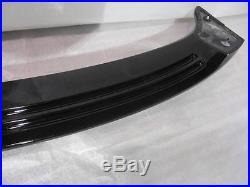 OEM 2013-2015 Ford Fusion Rear Trunk Spoiler Lip Painted to Match Tuxedo Black