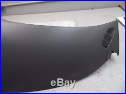 OEM 97-03 Ford F-150 Graphite Gray Driver's Side Upper Dashboard Moulding/Trim