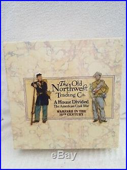 Old Northwest Trading Company ACW-01 House Divided Loomis Battery Ltd Ed Box Set