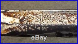 Old Relic American Civil War Union M-1860 Foot Office's Sword Horstmann Brothers