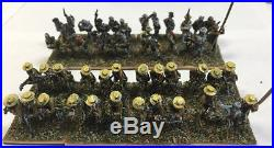 Painted 15mm ACW Confederate Army Complete and Ready for Battle