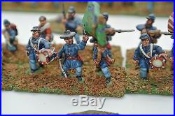 Painted 15mm American Civil War (ACW) Union Figures