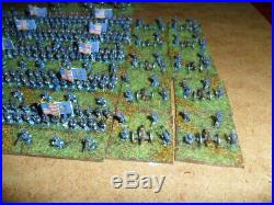Painting service 6mm Baccus. ACW army pack