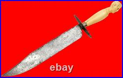 Rare Pre American Civil War English J. Walters & Co. Globe Works Bowie Knife