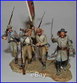 Shenandoah American Civil War The Rebel Yell Painted by Jean Abell (54MM)
