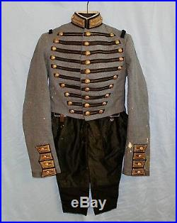 Spanish American-WW1 New York State National Guard Coatee