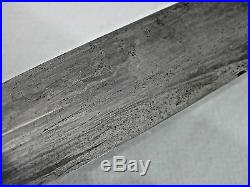 Superb Quality American CIVIL War M1850 Foot Officers Sword Damascus Steel Blade