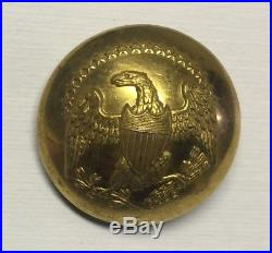 Unlisted Diplomatic American Coat Button