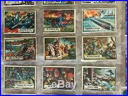 VG-EX Condition Full Set of 88 A&BC (Topps) American Civil War News Cards 1965