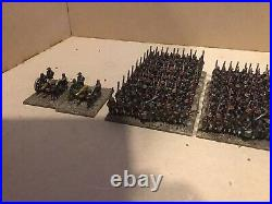 Warlord Games Epic Battles ACW 9 X Strips 4 X Artillery StAnds Prof Painted