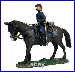 William Britains American Civil War, Federal Infantry Officer Mounted, 31276