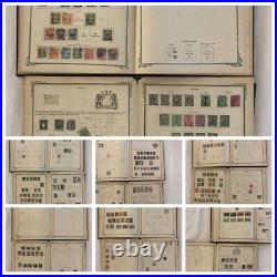 Worldwide stamp collection- Mid 1800's early 20th century
